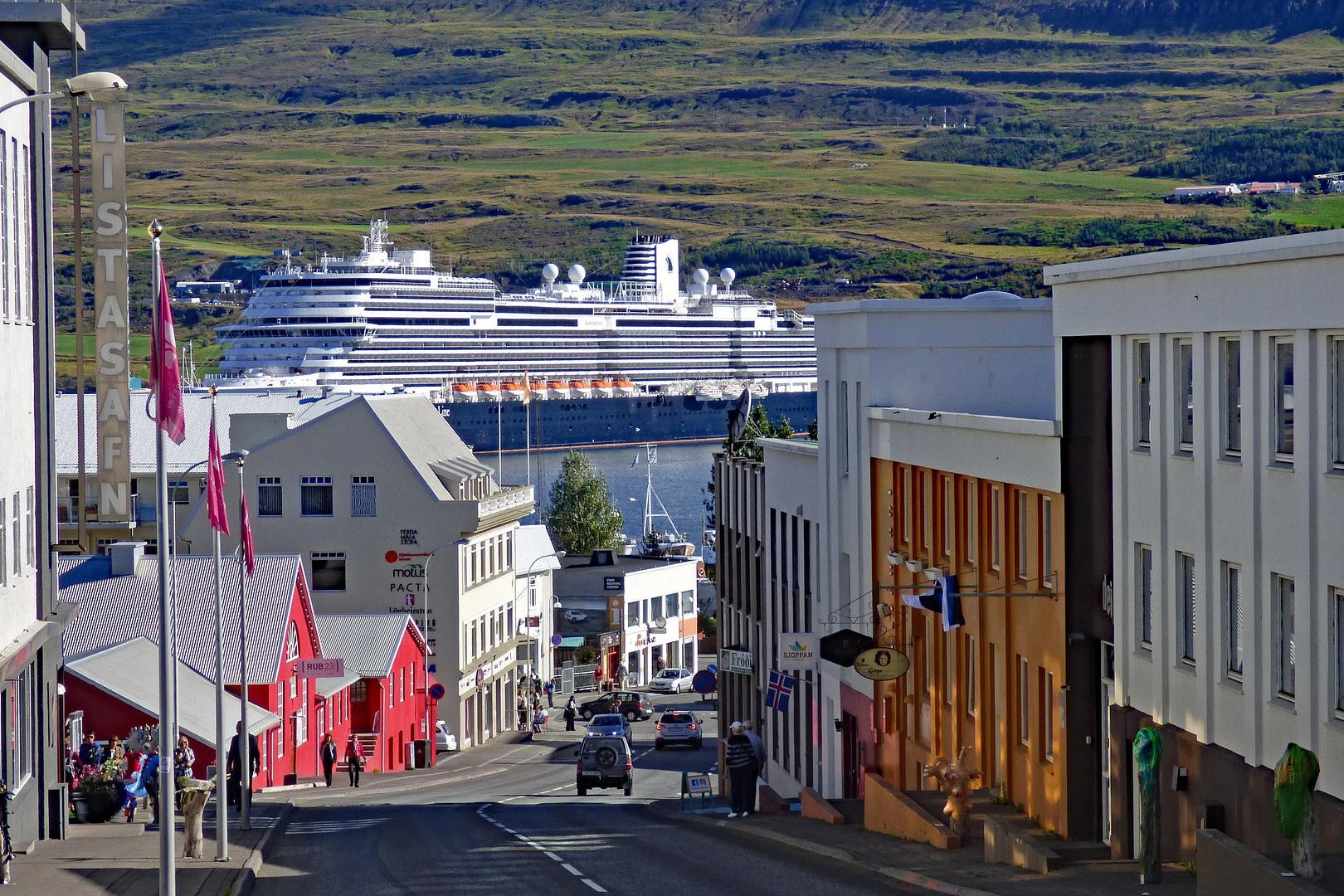 Районы Исландии