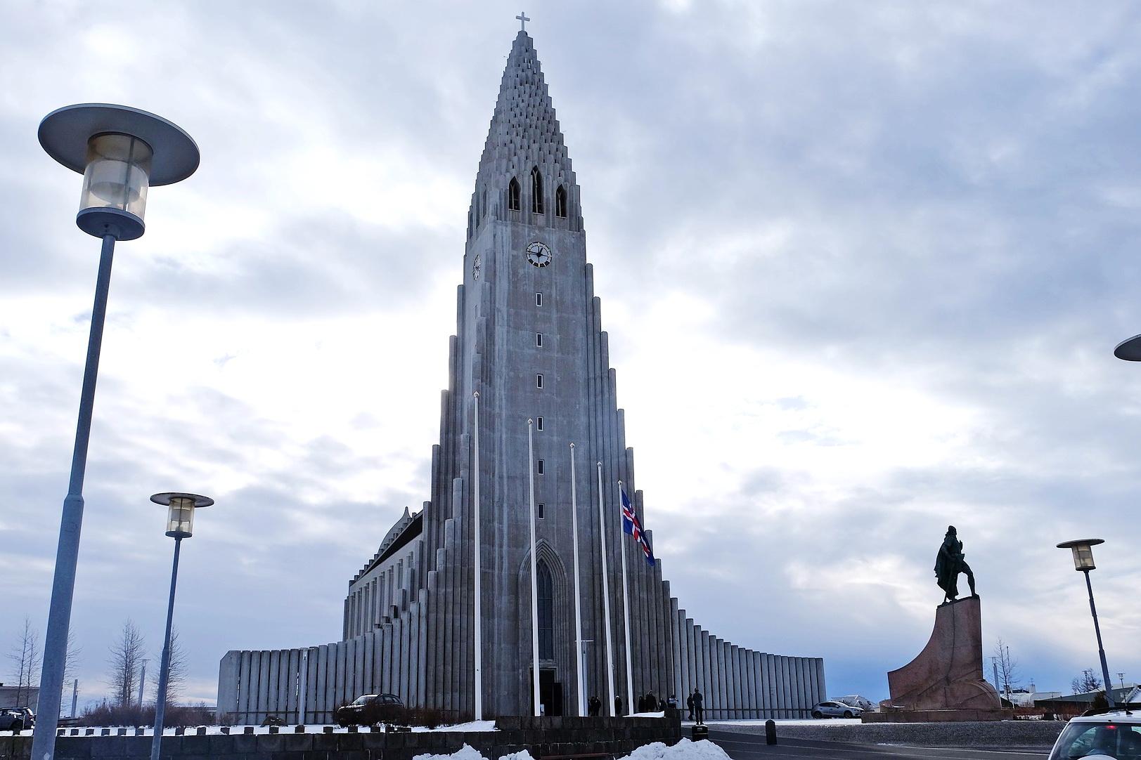 Церковь Хатльгримскиркья в Исландии