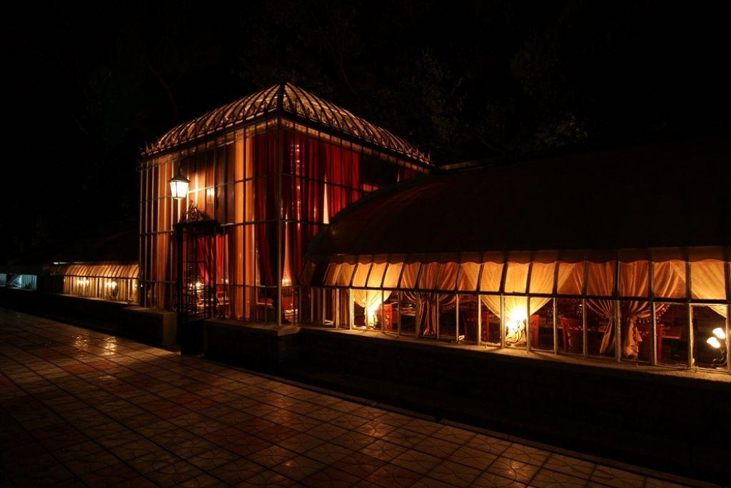 Ресторан в Бар, Черногория — Knjaževa bašta