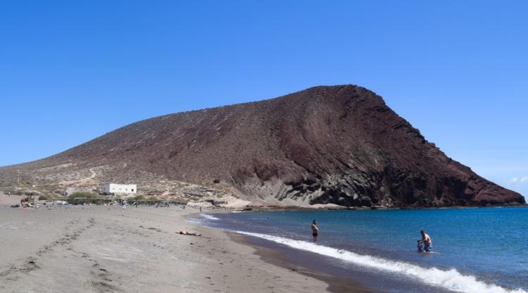Самый длинный пляж Тенерифе, Плайя Ла Техита