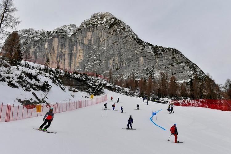 Погода в Краньска Горе в лыжный сезон