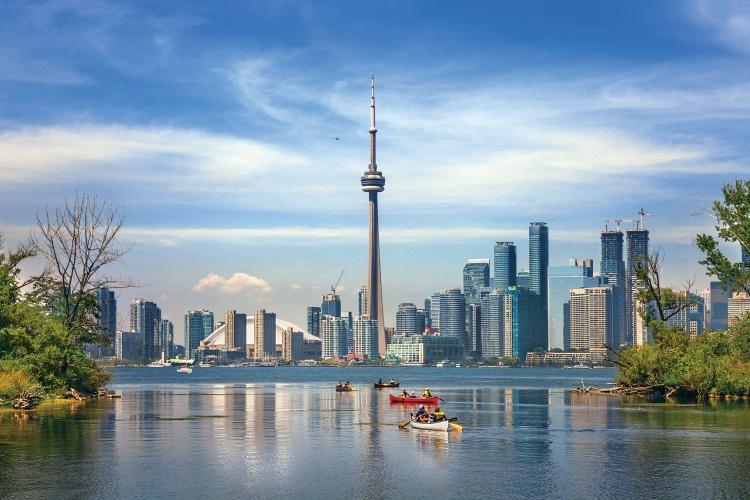 Районы Торонто
