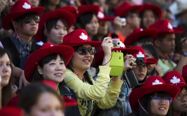 Отношение к туристам в Канаде