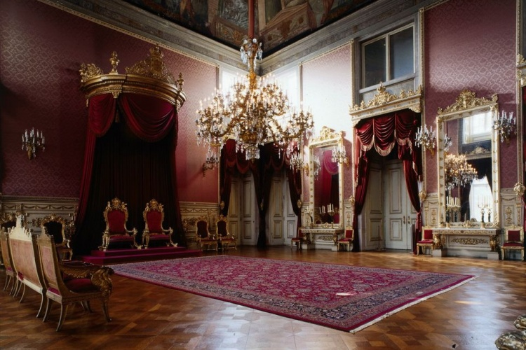 Дворец Ажуда. Лиссабон