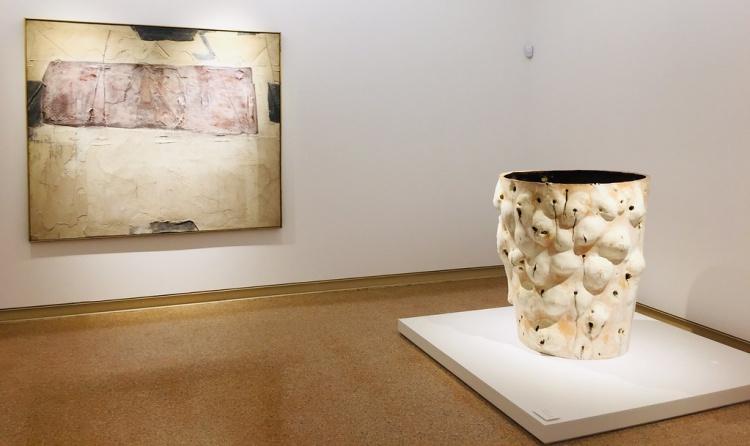 """Музей Хуана Марча в Пальме. """"Большой горшок с черепами на одной стороне"""""""