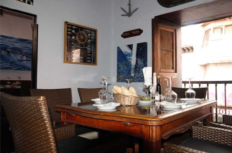 Уютный ресторан на Тенерифе