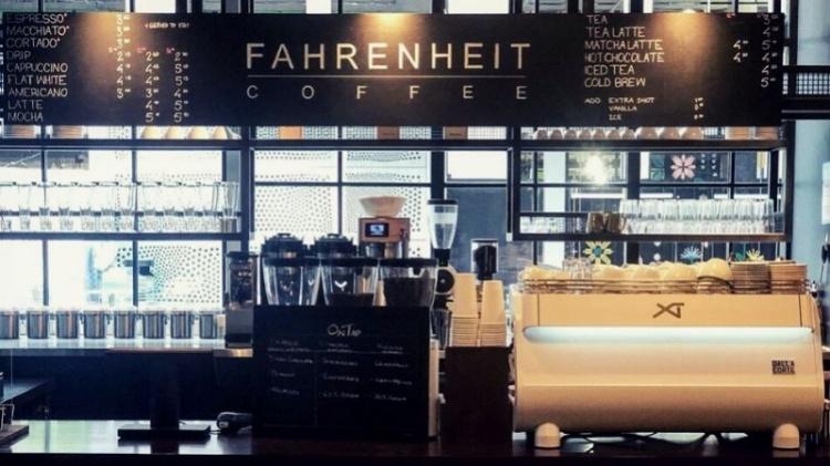 Fahrenheit Coffee в Торонто