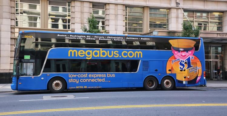 Megabus Canada