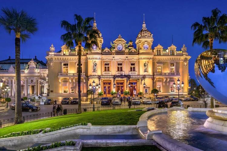 Казино Монте Карло, Монако