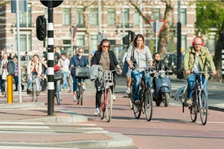 Езда на велосипедах в Германии