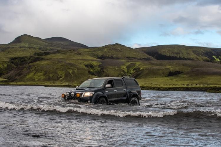 Какое авто выбрать для поездки по Исландии