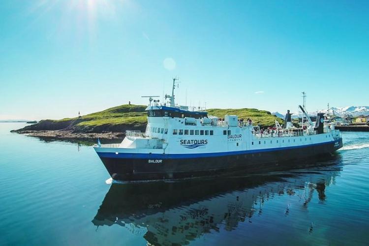 Водный транспорт Исландии