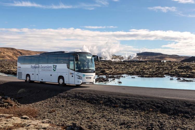 Экскурсионные автобусы в Исландии