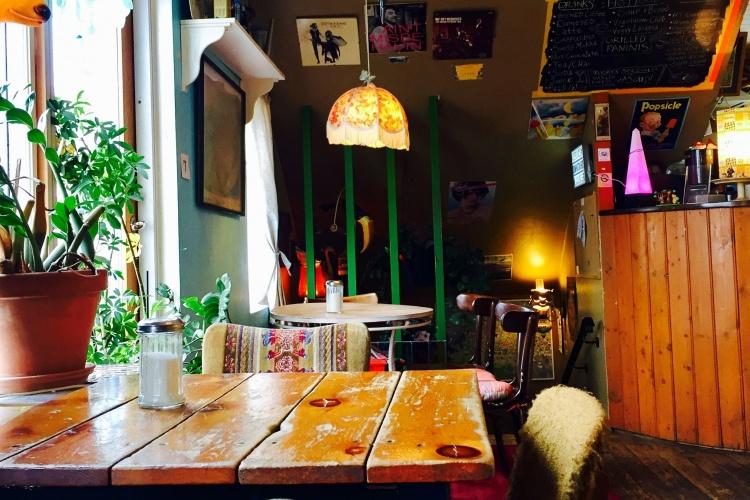Кафе в Рейкьявике