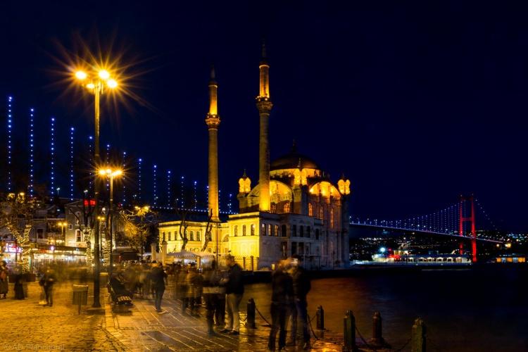 Ортакёй — мечеть в Стамбуле