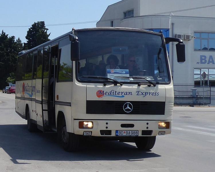 Автобусы Будвы