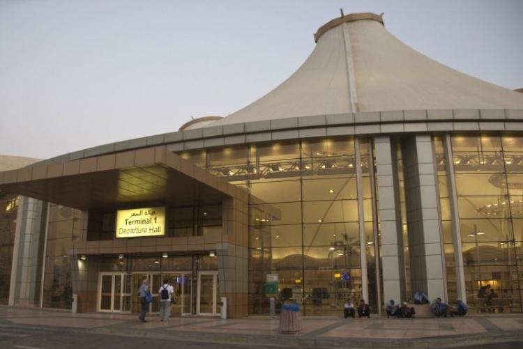 Аэропорт Шарм эль Шейх, терминал 1