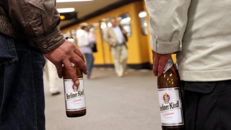 Отношение к курению и алгоколю в Германии