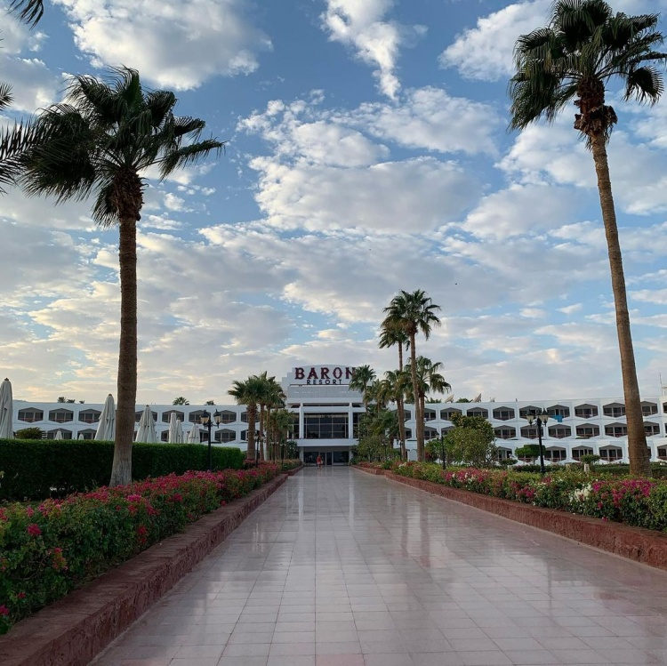 Отель Барон в Шарм-эль-Шейхе