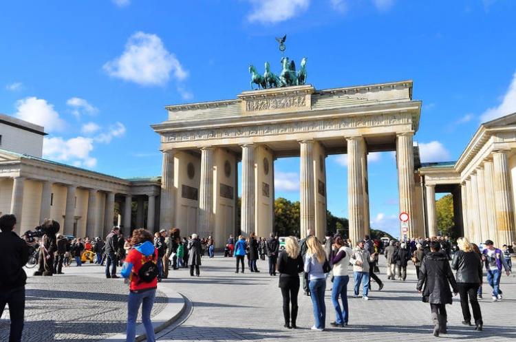 Как немцы относятся к туристам