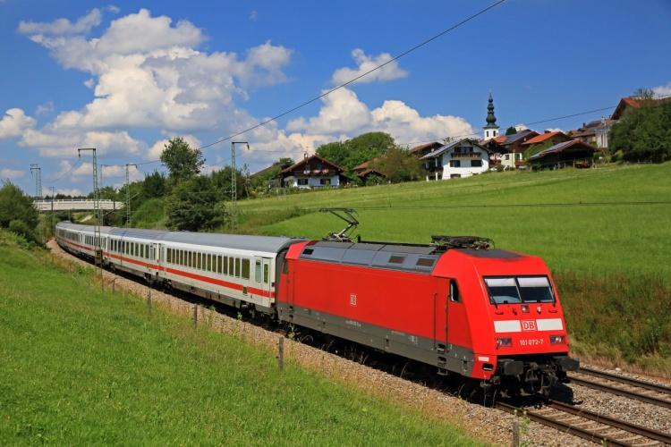 EuroCity в Германии
