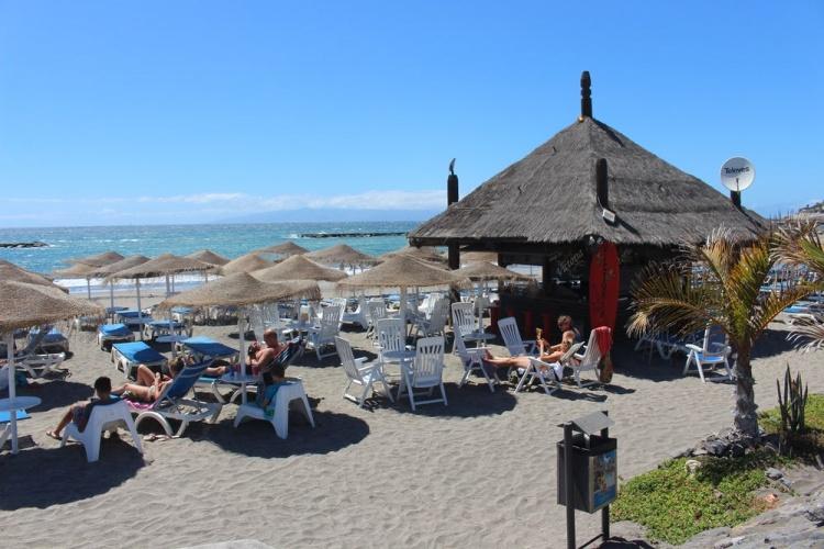 Пляжи Тенерифе, Плайя-де-Фаньябе