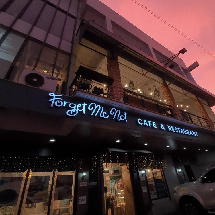 Forget me not Cafe в Торонто