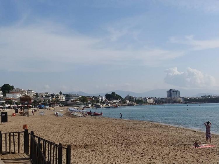 Пляж Алтынкум, Турция
