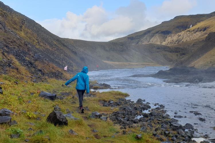 Как одеться по погоде в Исландии