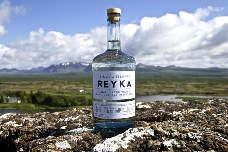 Исландская водка