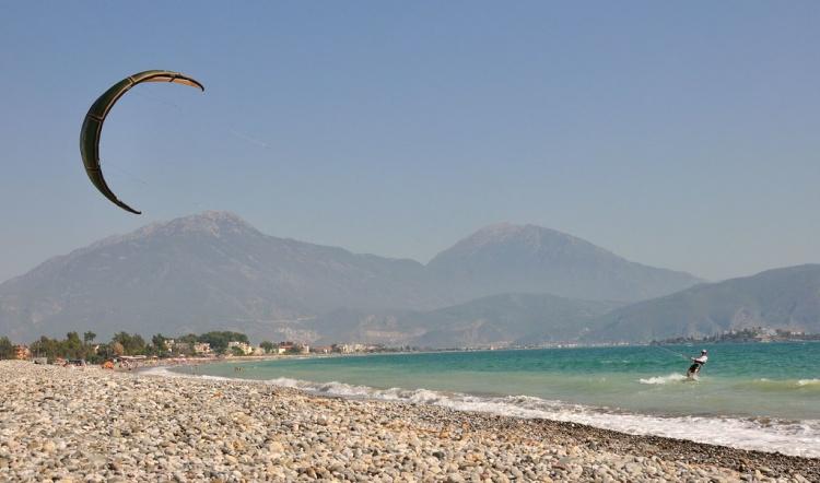 Пляж Чалыш, Фетхие, Турция