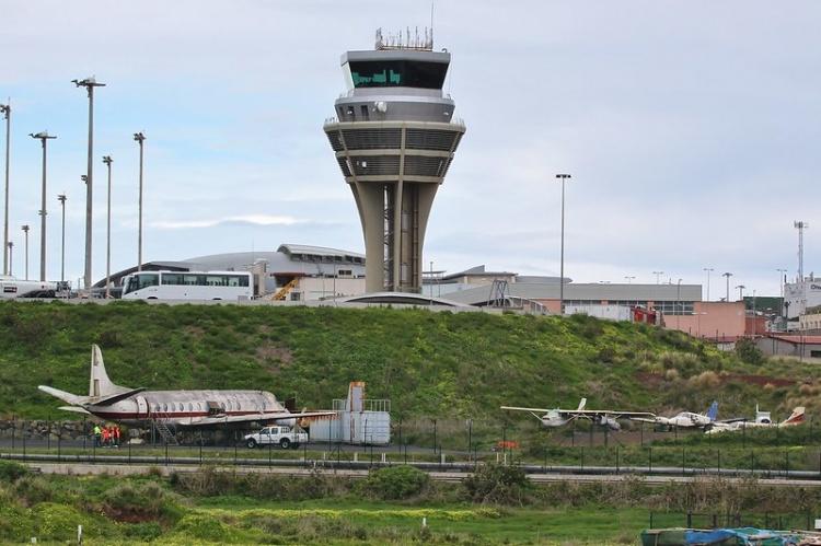 Северный аэропорт Лос-Родеос, Тенерифе