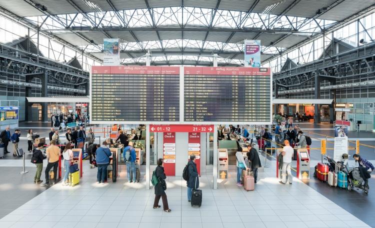 Аэропорт Дрездена