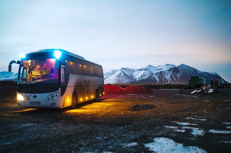 Автобусы в Рейкьявике