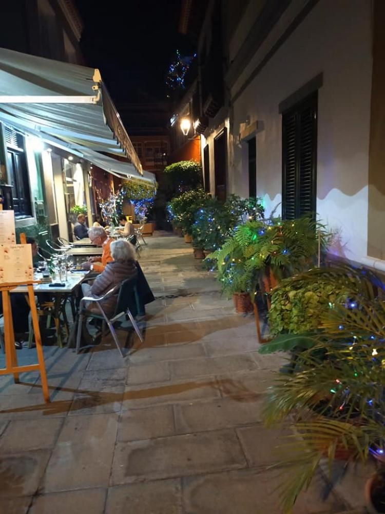 Ресторан домашней кухни на Тенерифе, Casa Pache