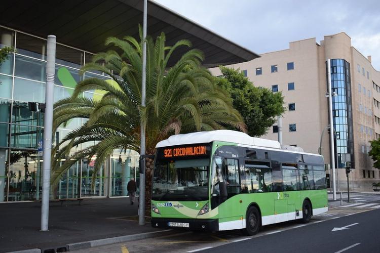 Автобусы Тенерифе