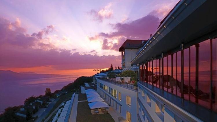 Оздоровительный курорт Mirador, Швейцария