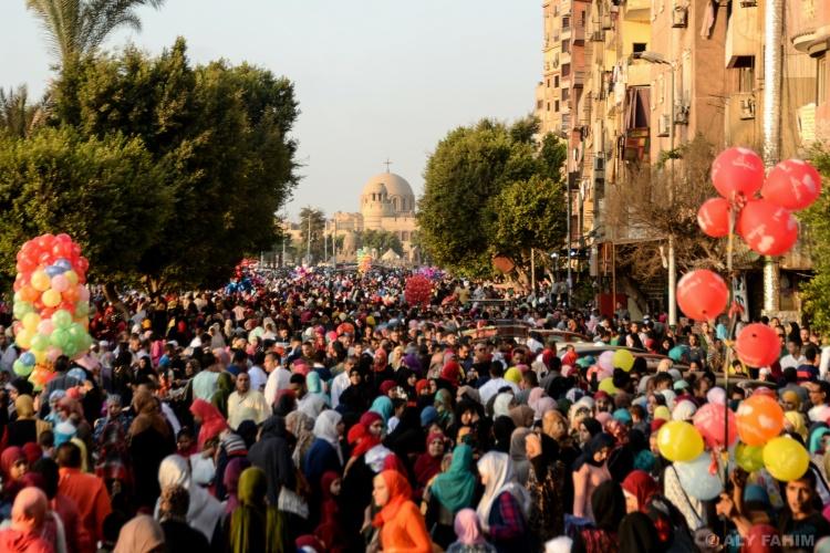 Праздник в Египте Курбан Байрам