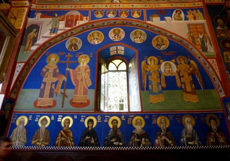 Церковь Святой Девы Марии, Старый город Будва