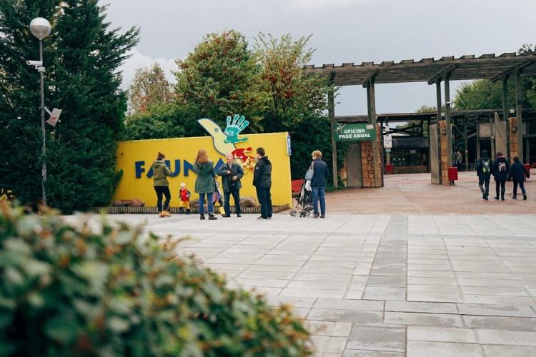 Отдых с детьми в Мадриде, Зоопарк Faunia