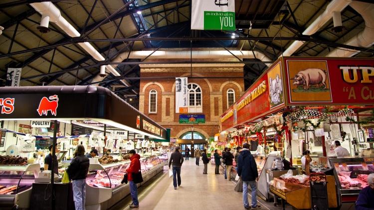 St Lawrence Market в Торонто