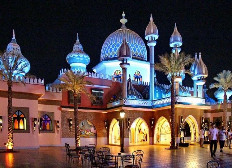 Семейный отдых в Египте. Шоу «1001 ночь» в Шарм эль Шейхе