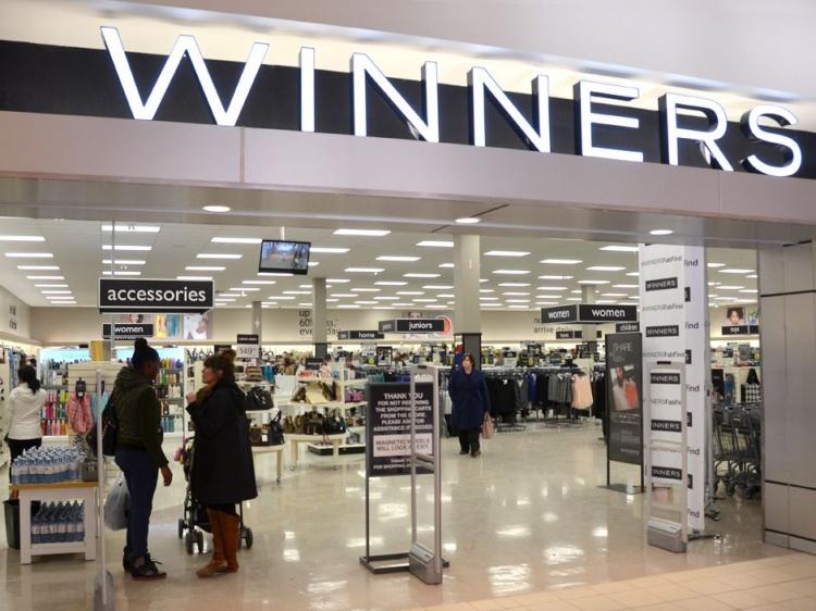 Магазин Winners Merchants в Канаде