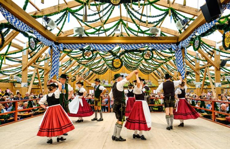 Фестивали и праздники в Германии