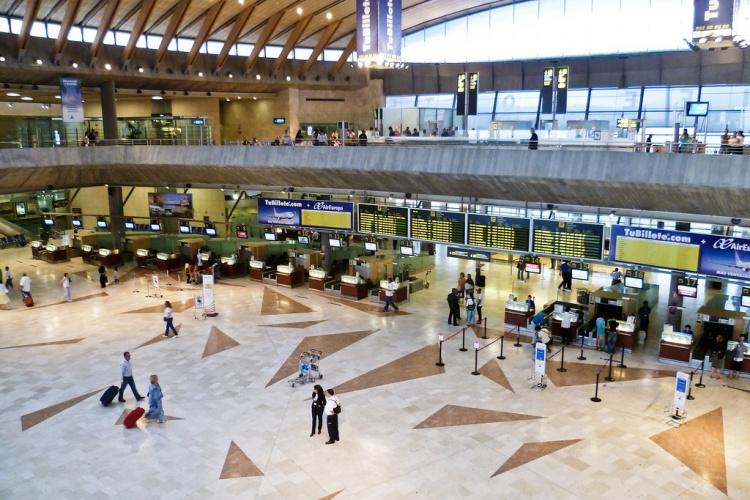 Северный аэропорт Тенерифе