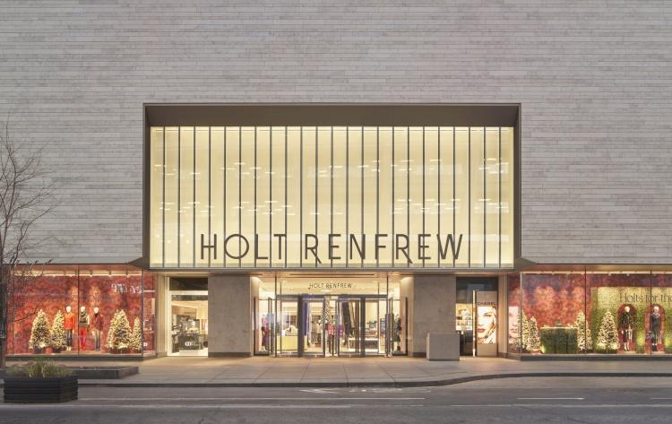 Holt Renfrew в Торонто