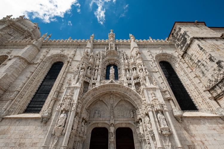 Храм Жеронимуш в Лиссабоне