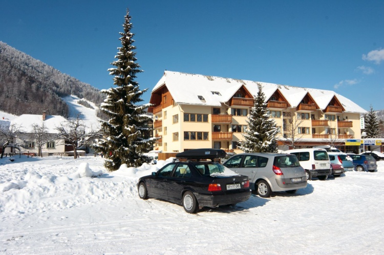 Апартаменты в Краньска, Гора, Apartments Vitranc