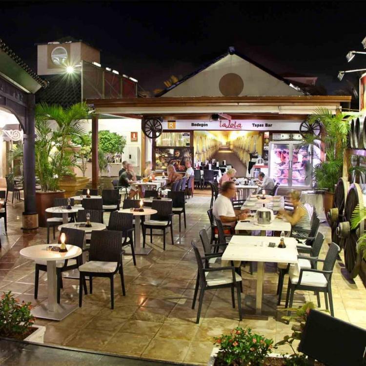Рестораны и тапас бары на Тенерифе