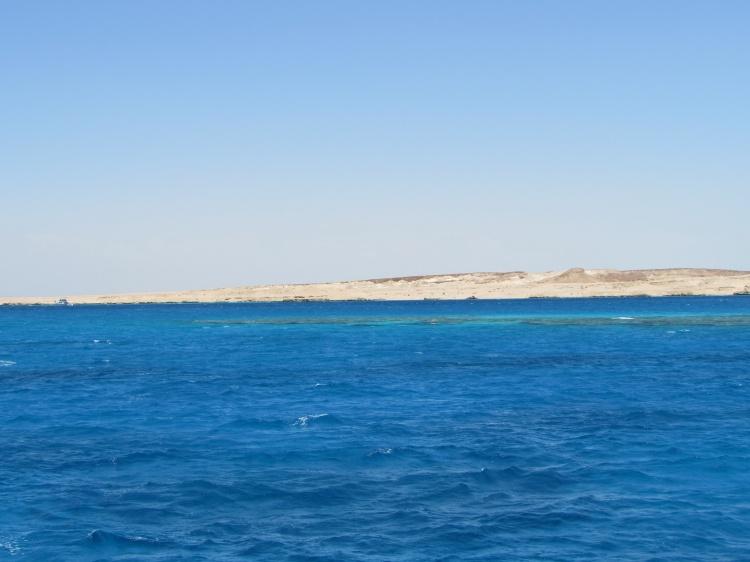 Температура моря в Шарм эль Шейхе